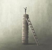 公認会計士が転職したら、年収はいくら?